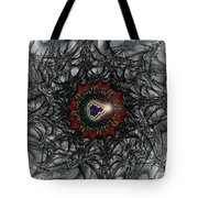 Twisting Tote Bag