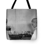 Typhoid: Vaccine, C1917 Tote Bag