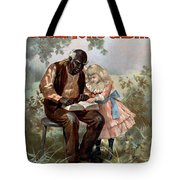 Uncle Toms Cabin, C1899 Tote Bag
