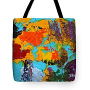 Under The Tropical Sea Tote Bag