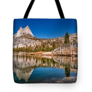 Upper Cathedral Lake Tote Bag