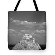 Uxmal Ruins Tote Bag