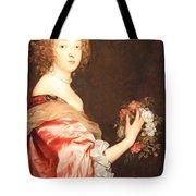 Van Dyck's Catherine Howard -- Lady D'aubigny Tote Bag