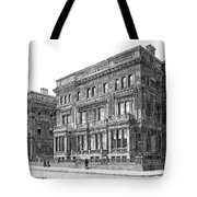 Vanderbilt Mansion Tote Bag