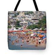 Varkiza Beach Tote Bag