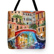 Venice Magic Tote Bag