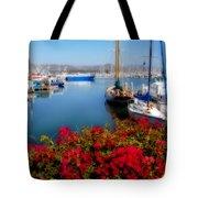 Ventura Harbor Tote Bag