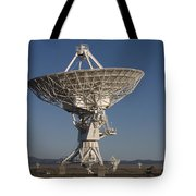 Very Large Array Tote Bag