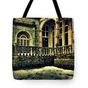 Viceregal Lodge Shimla Tote Bag