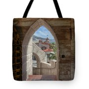 View To A Different Time Tote Bag