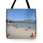 Vouliagmeni Beach Tote Bag