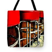 Waiting For Norm Tote Bag