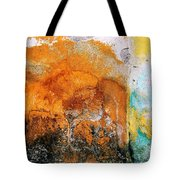 Wall Abstract 40 Tote Bag