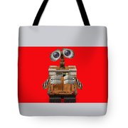 Wall E Tote Bag