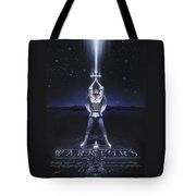 Warriors Creed Tote Bag by Cliff Hawley