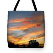 Evening Washington Monument Tote Bag