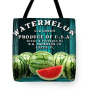 Watermelon Farm Tote Bag