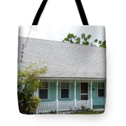 Webster Cottage Tote Bag