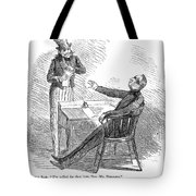 Wendell Phillips (1811-1884) Tote Bag