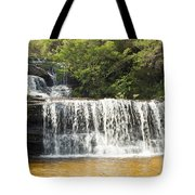 Wentworth Falls Blue Mountains Tote Bag