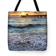Whipped Cream Tote Bag