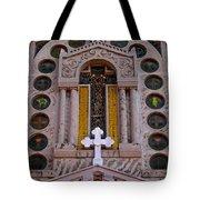 White Cross At St Sophia Tote Bag