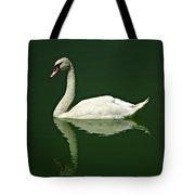 White Swan Tote Bag