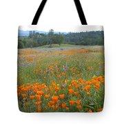 Wildflower Wonderland 10 Tote Bag