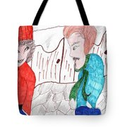 Will You Go Out With Me Tote Bag