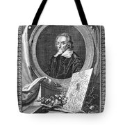 William Harvey (1578-1657) Tote Bag