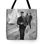 William II Of Germany (1859-1941) Tote Bag