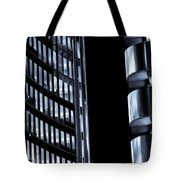 Willis Group And Lloyd's Of London Abstract Tote Bag