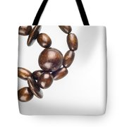 Wooden Beads Necklace Tote Bag