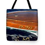 Vintage Ditchburn Racer Tote Bag