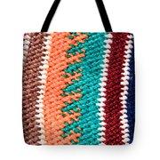 Wool Pattern Tote Bag by Tom Gowanlock