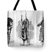 Wounded Knee, 1890 Tote Bag