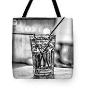 X Marks The Drink Tote Bag