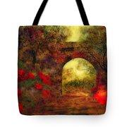 Ye Olde Railway Bridge Tote Bag