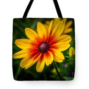 Yellow Daisy Tote Bag