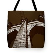 Brooklyn Bridge - New York City Tote Bag