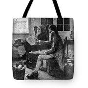 Declaration Of Independence Tote Bag