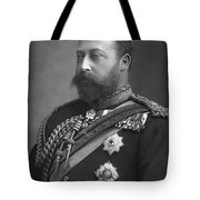 Edward Vii (1841-1910) Tote Bag