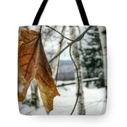 The Keweenaw's Message- Will You Listen? Tote Bag