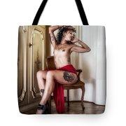 Silvia Tote Bag