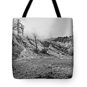 Yellowstone Tote Bag