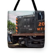 200 Mtry Tote Bag