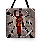 2001 A Space Odyssey Tote Bag