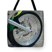 2004 Hell Bound Steel Motorcycle Tote Bag