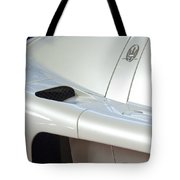 2005 Maserati Mc12 Emblem Tote Bag