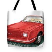 2006 Studebaker Avanti Tote Bag